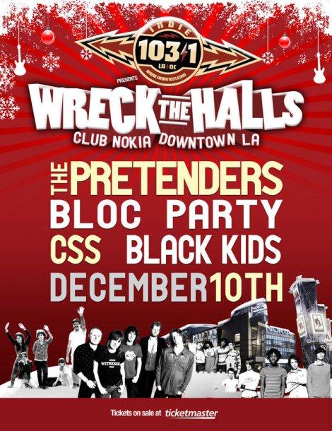 wreckthehalls